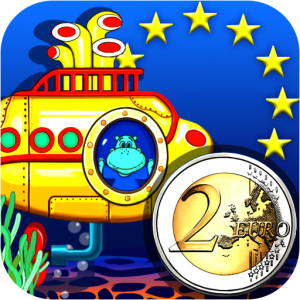 Euro€_ Coin Math for kids
