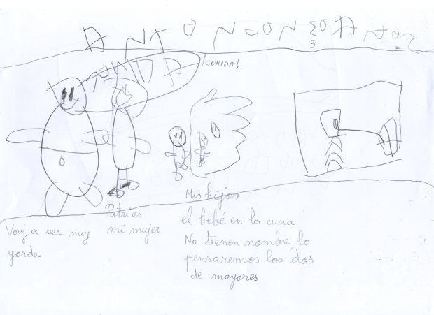 """""""Antón con 30 años"""""""