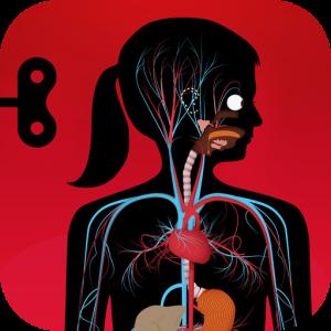 aplicación para entender El Cuerpo Humano