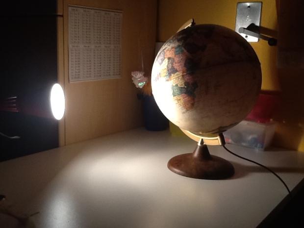 Movimiento de Rotación de la Tierra