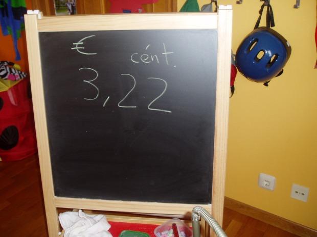 monedas de euro y centimos