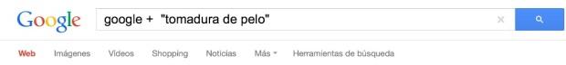 Google es una tomadura de pelo