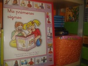 Libro de Lengua de Signos para niños