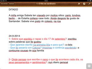 Documento Lingua