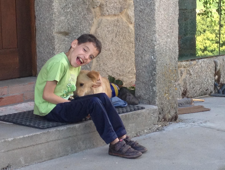 eres el mejor perro del mundo