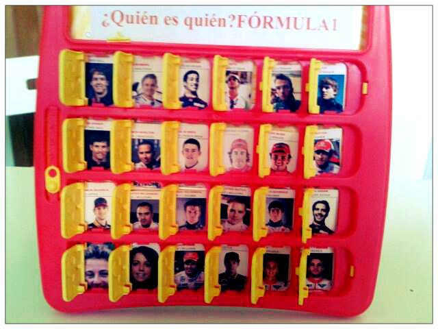 formula 1 Esther Medraño
