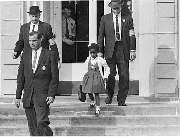 Ruby Bridges, discriminación, inclusión