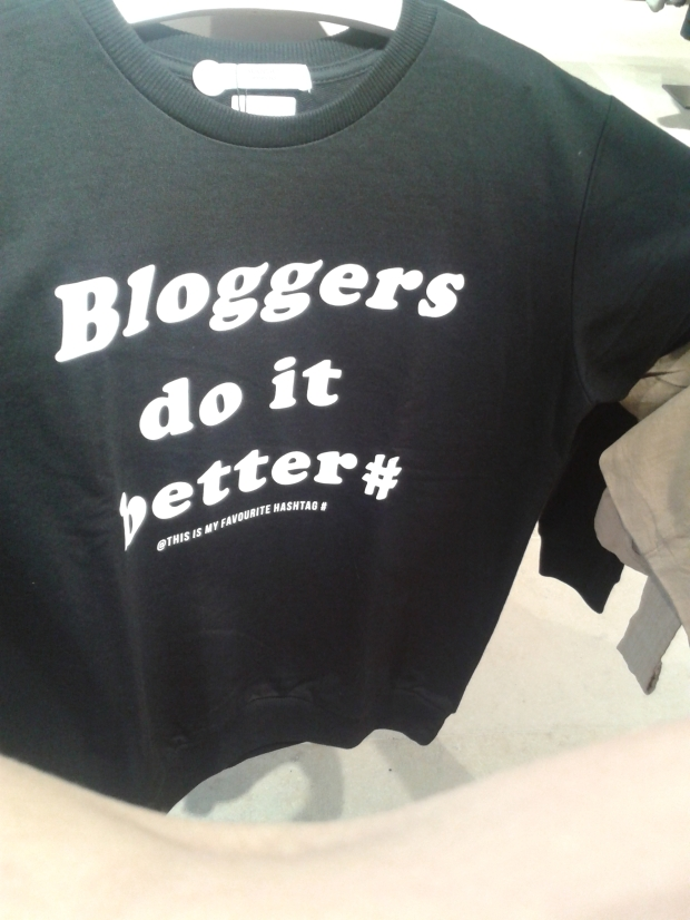 Bloggers do it better Mango