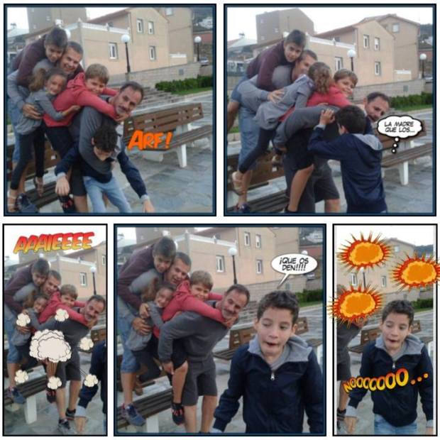 Creado con Photocomic