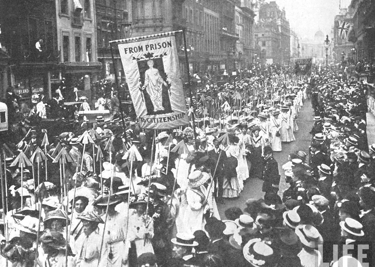 Sufragistas (1910)