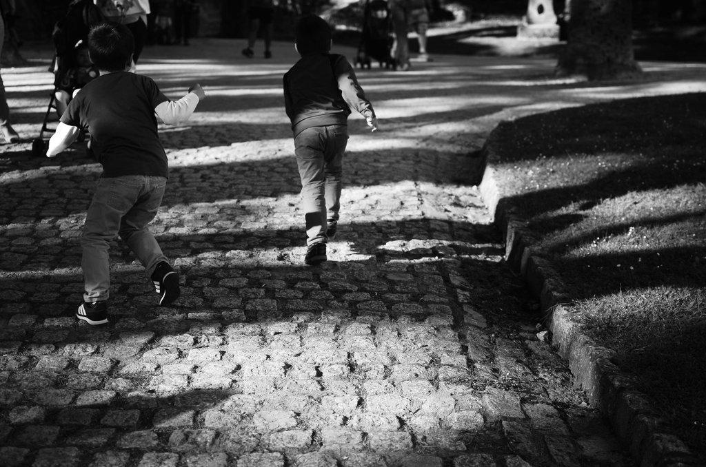 """©Paula Verde Francisco (""""Mi mirada te hace grande"""")"""