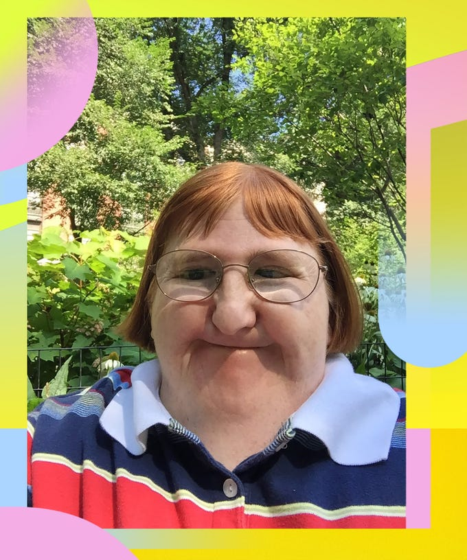 Melissa Blake, disability activist